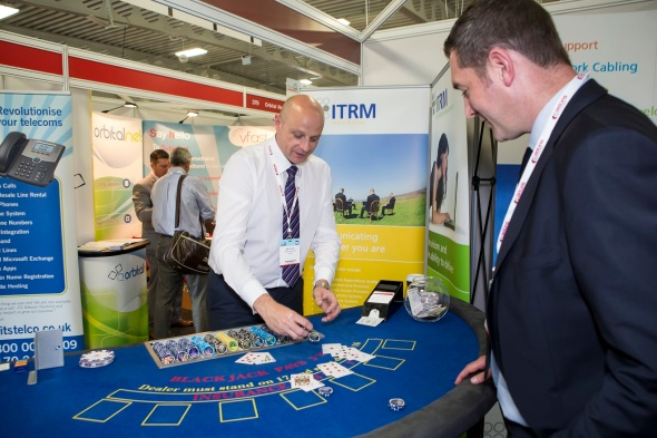 Kent 2020 - ITRM Blackjack Stand (Small)